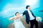 Bộ ảnh cưới vui nhộn: Cô dâu siêu quậy