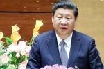 Ông Tập Cận Bình đọc thơ của Bác Hồ trước Quốc hội Việt Nam