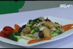 Phát hiện mới khi nấu ăn: Xào tốt hơn luộc