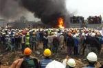 Xô xát ở Samsung Thái Nguyên, ít nhất 6 người bị thương