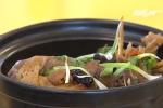 Cách làm món vịt trời hầm thuốc bắc ngon, bổ dưỡng