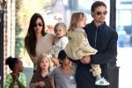 Angelina Jolie bị đồn mất quyền nuôi con về tay Brad Pitt