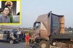 Tài xế container tông xe Innova lùi trên cao tốc lĩnh 6 năm tù: Đã chuyển hồ sơ tới Tòa Tối cao