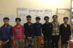Đội Đặc nhiệm Hướng Nam tóm gọn nhóm trộm nhí ở Sài Gòn