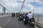 Bỏ lại xe máy, nam thanh niên nhảy cầu tự tử ở Đà Nẵng
