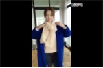 Cô gái xinh đẹp hướng dẫn 4 kiểu quàng khăn siêu ấm cho ngày lạnh