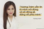 Hương Tràm lần đầu lên tiếng sau phát ngôn phản đối Chi Pu đi hát