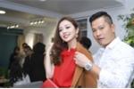 Jennifer Phạm được chồng chăm sóc chu đáo tại sự kiện