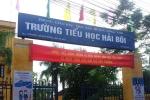 Phụ huynh 'tố' trường tiểu học ở Hà Nội lạm thu: Hiệu trưởng nói gì?