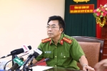 Họp báo vụ 2 tử tù bỏ trốn: Hành trình 150 giờ truy bắt Nguyễn Văn Tình và Thọ 'sứt'