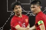 Tiền đạo tuyển Việt Nam chăm chỉ rèn cách phòng ngự
