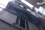Hiện trường vụ cháy nhà ở Hà Nội, làm 4 người chết ngạt lúc rạng sáng