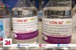 Nhà thuốc đang bán cồn y tế độc hại cho người dùng