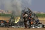 Phiến quân Syria ra điều kiện trao trả thi thể phi công Mi-8 bị bắn rơi của Nga