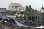 Ảnh: Thôn làng tiêu điều, xơ xác sau vụ nổ khủng khiếp tại Bắc Ninh