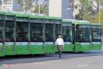 35 xe buýt nhanh Hà Nội chưa được đăng kiểm