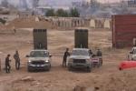 Video: Xem quân đội chính phủ Syria nã pháo phản lực vào vị trí IS ẩn náu
