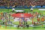 Trực tiếp lễ bế mạc World Cup 2018: Thế giới chào đón nhà vô địch