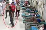 Nghi án người nhà bệnh nhân dùng súng tự chế bắn nhân viên bệnh viện