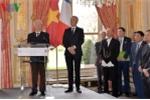 Tổng Bí thư: Giữa hai nước Pháp và Việt Nam là cả một sự chân tình