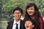 Anh doi thuong hanh phuc ben chong va hai con trai cua BTV Van Anh hinh anh 11