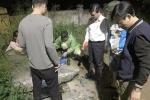 Xả trái phép nước rỉ rác ra hồ: Hai cán bộ Hà Nội bị đình chỉ công tác