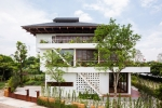 Ấn tượng căn nhà hình bậc thang, phong cách Nhật ở Vĩnh Phúc