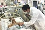 Vợ vắng nhà ngày Tết, bác sĩ 10 năm xung phong trực cấp cứu đêm giao thừa