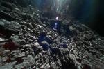 Những hình ảnh ngoạn mục trên bề mặt tiểu hành tinh cách Trái Đất 300 triệu km
