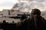 Đặc nhiệm Anh bắn tỉa thần sầu, hạ gục chỉ huy IS trong đêm từ cự ly 1.500 m