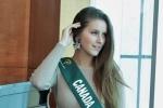 Người đẹp Canada tố bị quấy rối tình dục tại Hoa hậu Trái đất