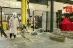 Video: Kinh ngạc xem máy in 3D in cả tòa nhà bê tông