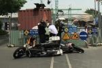 Cảnh sát cơ động 'lên gối' với học sinh ở TP.HCM: Nhân chứng lên tiếng