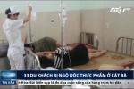 Ăn buffet hải sản ở Cát Bà, 33 du khách nhập viện
