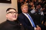 Video: Bản sao Kim Jong-un và Donald Trump đến Hà Nội