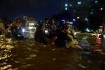 Cảnh báo chiều nay mưa ngập Sài Gòn