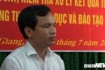 Sai pham cham thi chan dong o Ha Giang: Lanh dao GD-DT len tieng hinh anh 3