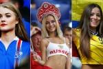 Những bóng hồng 'thiêu đốt' vòng bảng World Cup 2018