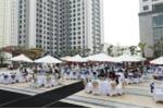 Hàng ngàn cư dân tham dự hội chợ nội thất tại Goldmark City