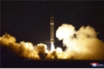 Triều Tiên công bố video toàn cảnh vụ thử tên lửa có thể vươn đến Washington