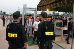 Khuyến cáo khán giả đến sân Mỹ Đình sớm và hợp tác với lực lượng an ninh