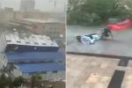 Siêu bão Hato càn quét Trung Quốc: Những hình ảnh khủng khiếp không tin nổi