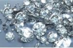 Cận cảnh 26000 viên kim cương bị tịch thu ở sân bay Nga