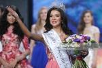 Nhan sắc lộng lẫy của tân Hoa hậu Nga