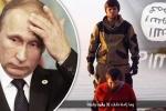 IS tung video chặt đầu 'gián điệp' người Nga
