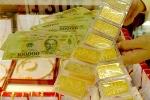 Giá vàng lại giảm sâu