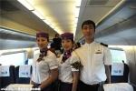 Chi tiết hành hành trình chuyến tàu cao tốc thử nghiệm của Trung Quốc