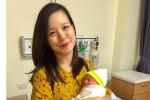 MC Minh Trang hạnh phúc sinh con thứ 3, vẫn mong muốn đẻ tiếp