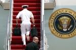 Vụ va chạm ít người biết giữa an ninh Mỹ, Trung khi Tổng thống Trump thăm Bắc Kinh