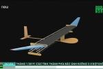 Clip: Máy bay không động cơ lướt vù vù trên không như phim viễn tưởng